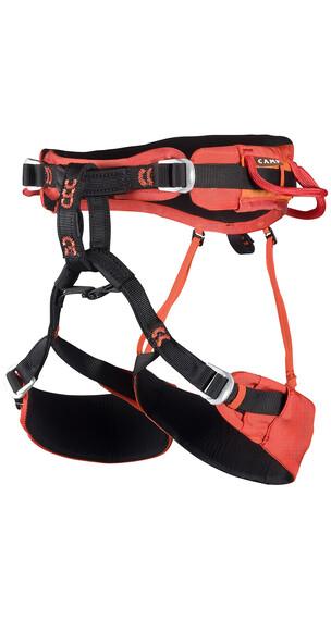 Camp Jasper CR 4 - Arnés de escalada - naranja/negro